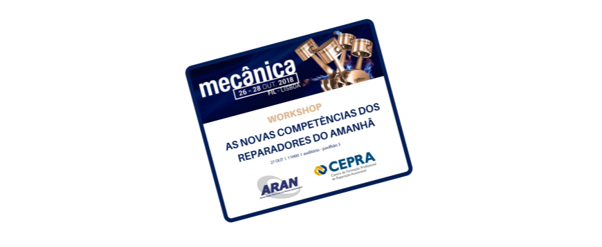CEPRA realiza workshop´s para as oficinas na Mecânica