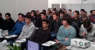 MTE-Thomson esteve em formação no CEPRA do Porto