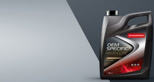 Nova gama de lubrificantes Champion
