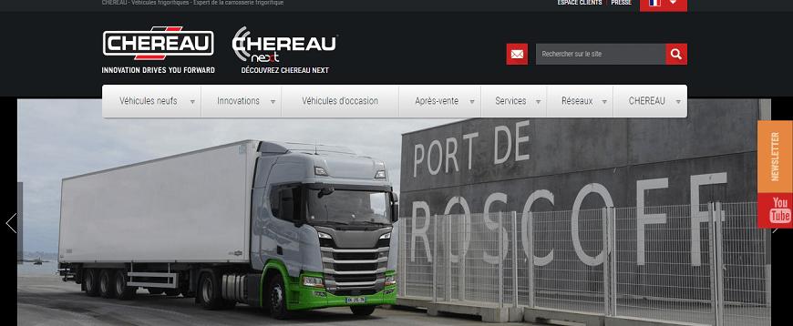 Cojali colabora com a Chareau no desenvolvimento de carroçarias Next