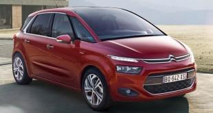Citroën recolhe C4 Picasso à oficina