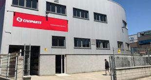 Civiparts abre nova loja em Espanha (Galiza)