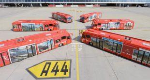 Salvador Caetano entrega novo COBUS 3002 ao Aeroporto de Zurique