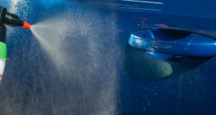 WaterlessWash é a proposta da Colad para limpeza de painéis