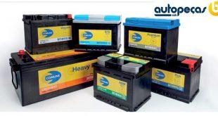 Autopeças Cab comercializa baterias Comline