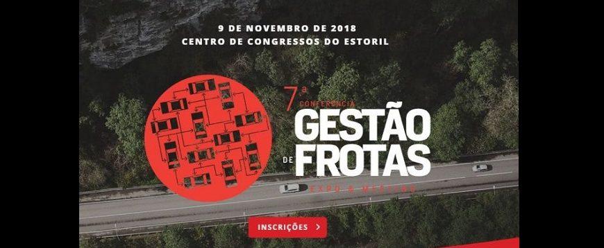 Conferência Gestão de Frotas é já no dia 9 de Novembro