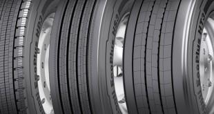 Testes em pneus Continental para pesados provam redução nos consumos