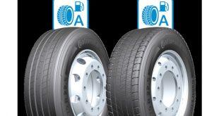 Novas linhas de pneus Continental para pesados