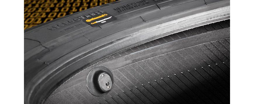 Continental iTyres: pneus inteligentes de série