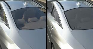 Continental desenvolve vidros inteligentes para automóveis