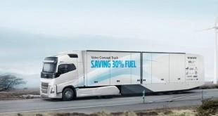 Continental fornece pneus para protótipo de camião da Volvo