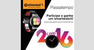 Continental Pneus apresenta novo site
