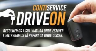 Rede ContiService disponibiliza serviço de entrega e recolha da viatura