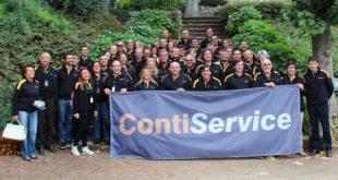 Contiservice realizou primeira convenção