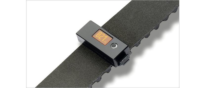 Belt Tension Tester Mini da Contitech mais pequeno e mais fácil de utilizar
