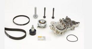 Reforço da gama PRO-Kits com bomba de água da Contitech