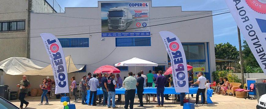 Coperol inaugura nova loja em Perafita (com fotos)