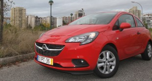 Opel Corsa Van: Companheiro de trabalho
