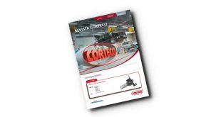 Corteco lança revista mensal para distribuidores