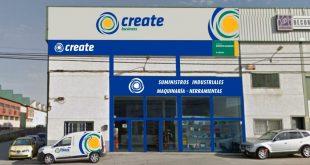 Create Business com novo retalhista em… Espanha