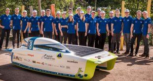 Cromax apoia Punch Powertrain Solar Team