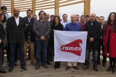 Primeira reunião da rede de distribuição Cromax Portugal
