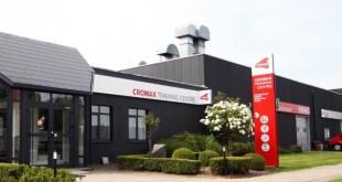 Cromax inaugura novo centro de formação europeu