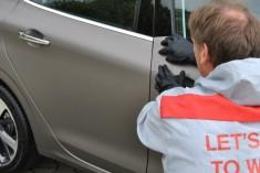 Cromax atualiza informação sobre cores do Peugeot 208