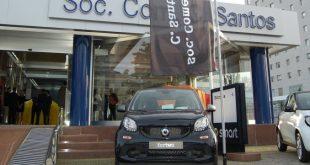 """""""Oficina do Ano smart"""" foi para a Sociedade Comercial C. Santos"""