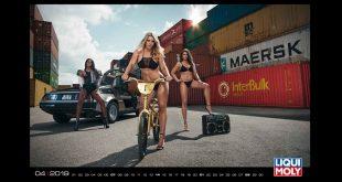 Calendário Liqui Moly 2019 gira à volta dos automóveis desportivos (com fotos)