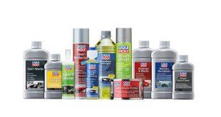 AleCarPeças inclui na sua oferta a gama Car Care da Liqui Moly