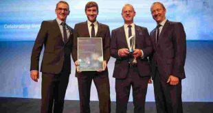 Kit de buchas com ranhura Meyle-HD premiado com Automechanika Innovation Award 2018