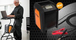 Krautli Portugal lança campanha para equipamento CTEK PRO60 (com video)
