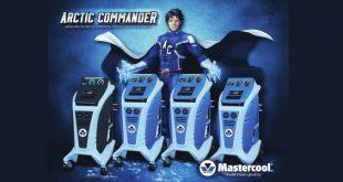 CYR distribuiu equipamentos A/C Artic Commander