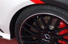 Nova marca de pneus Davanti, da AB Tyres, foi apresentada (com fotos)