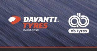 AB Tyres passa a comercializar pneus Davanti em Portugal