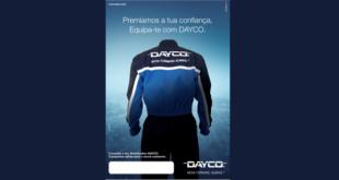 Campanha Dayco para as oficinas