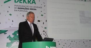 Dekra inaugura atividade de inspeções em Portugal (com fotos)