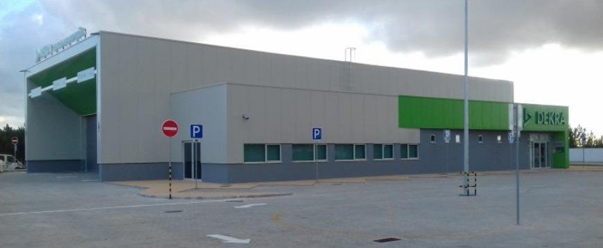 Dekra abre novo centro de inspecção automóvel