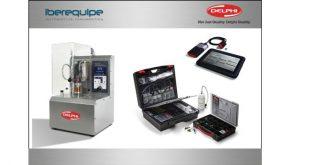 Iberequipe distribuidor Delphi nos equipamentos de diagnóstico