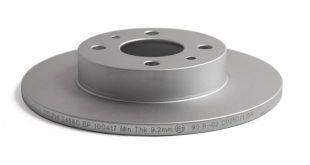Delphi lança discos de travão certificados ECE R90
