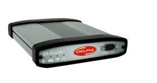 Delphi apresenta ferramenta de diagnóstico  DS-Flash Pass-Thru