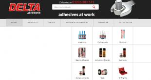 Bombóleo comercializa Delta Adhesives