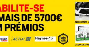 Desafio MecatrónicaOnline / ACTIA / Haynes Pro / Pós-Venda 2018
