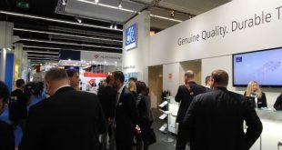 Diesel Technic apresenta marca de peças Siegel Automotive em Frankfurt