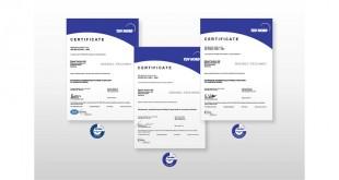 Diesel Technic novamente certificada pela TÜV Nord