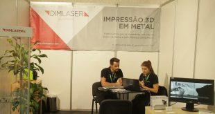 Dimlaser faz impressão de peças em 3D
