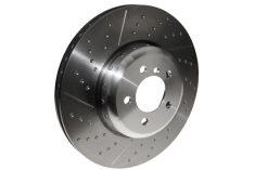 ZF Aftermarket oferece novos discos de travão compostos TRW