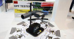 DPF Tester foi apresentado com sucesso pela MG-Equipamentos na Mecânica