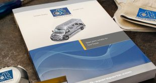 Programa DT Spare Parts para Ford Transit